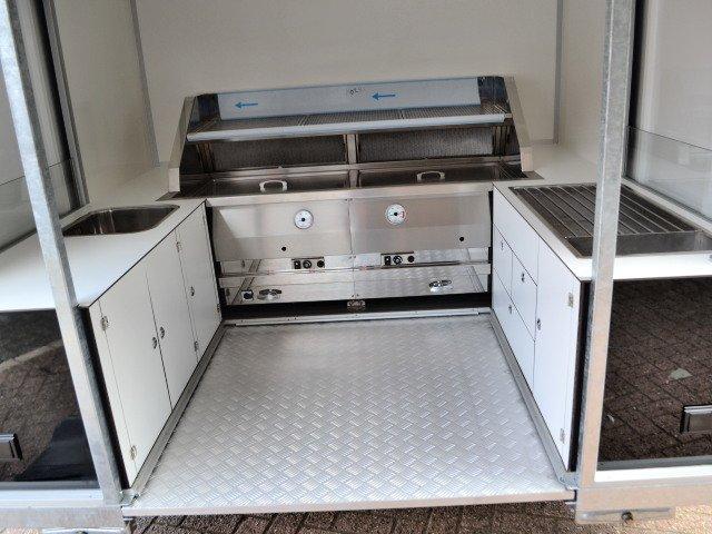Tweepans oven van Smitto