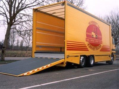 Carrosseriebouwer Nederland Griffioen