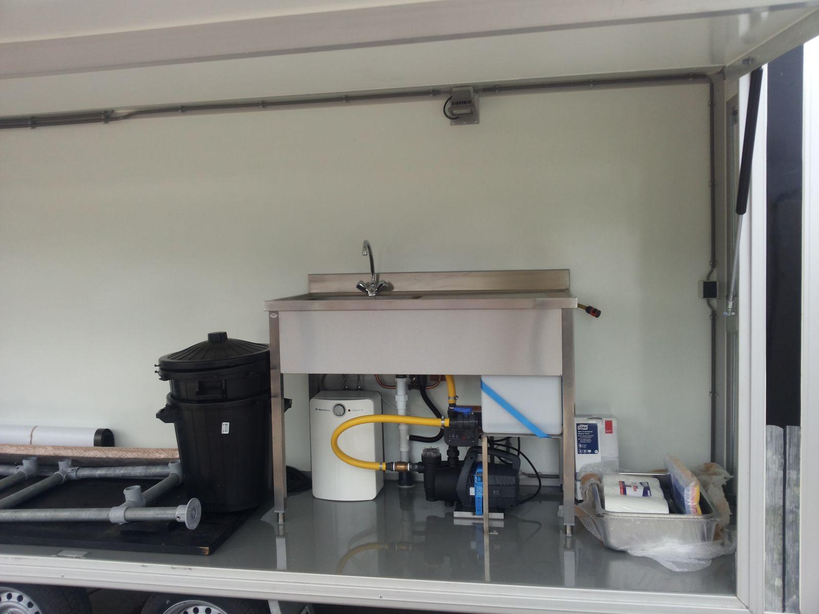 Mobiele keuken griffioen carrosserie en speciaalbouw